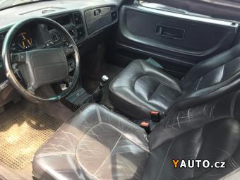 Prodám Saab 900 2,0 Turbo. Kabrio