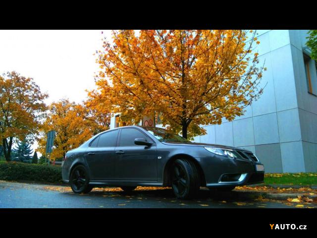Prodám Saab 9-3 XWD + HirschPerformance