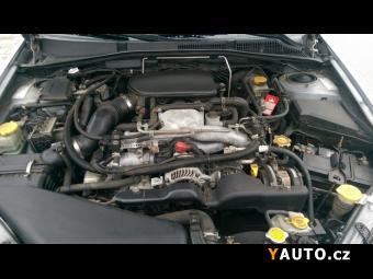 Prodám Subaru Legacy 2.0R comfort+LPG AKCE