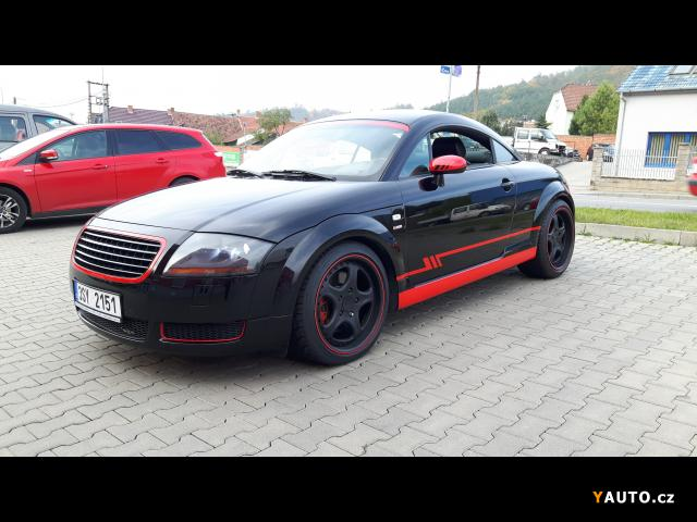 Prodám Audi TTS 1.8T TT S-LINE, ABT