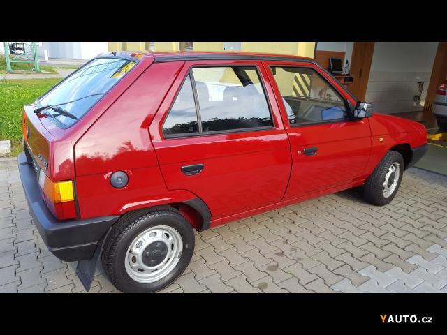 Prodám Škoda Favorit 135 LX