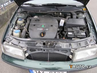 Prodám Škoda Octavia 1.9 TDI, SLX, 81kW, tažné