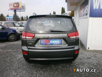 Prodám Citroën C-Crosser 2,2 HDi *115kW *SERVISKA, KLIMA