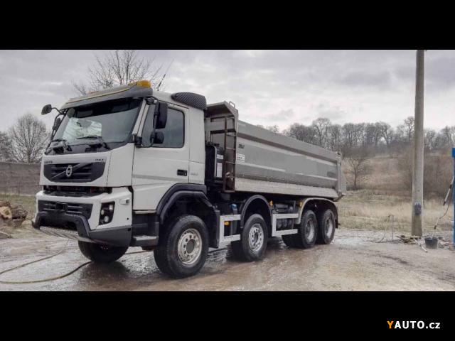 Prodám Volvo FMX 460 8x6 S1 EURO 5