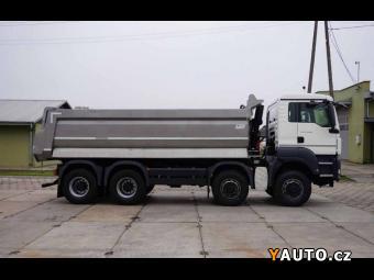 Prodám MAN TGS 41.440 8x6 S1 EURO 5