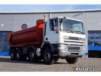 Prodám DAF DF85 - 410 8x4 S1 EURO 5