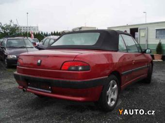 Prodám Peugeot 306 2,0 2,0i, nehavarované