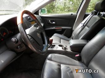 Prodám Cadillac CTS 2.6i + LPG, Kůže, Sada zimních