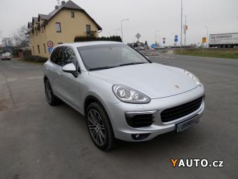Prodám Porsche Cayenne 3.0 D, Tiptr. Navi, Vzduch, 1. m