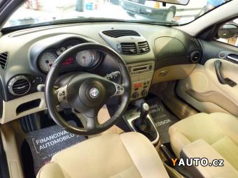 Prodám Alfa Romeo 147 1,6TS 1. MAJITEL ČR KLIMA