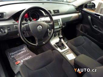 Prodám Volkswagen Passat 2,0TDI 125KW XENONY CZ