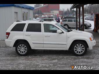 Prodám Jeep Grand Cherokee 3.0 CRDi 4x4 Overland ZÁRUKA 2