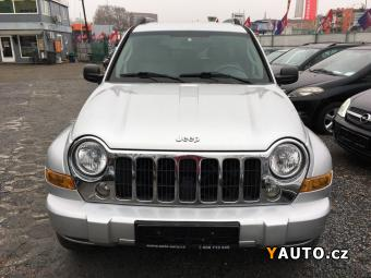 Prodám Jeep Cherokee 2.8 CRD Limited Automatic
