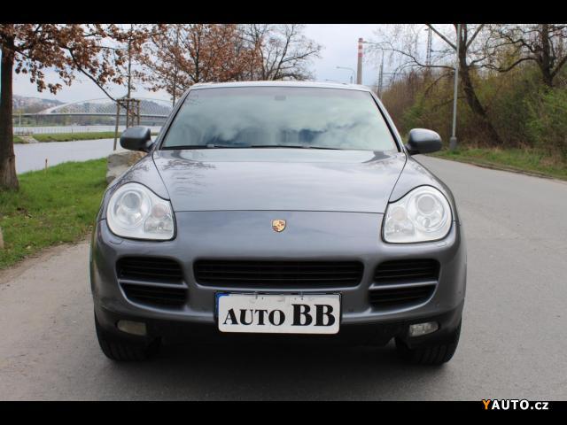 Prodám Porsche Cayenne 4.5 S, LPG