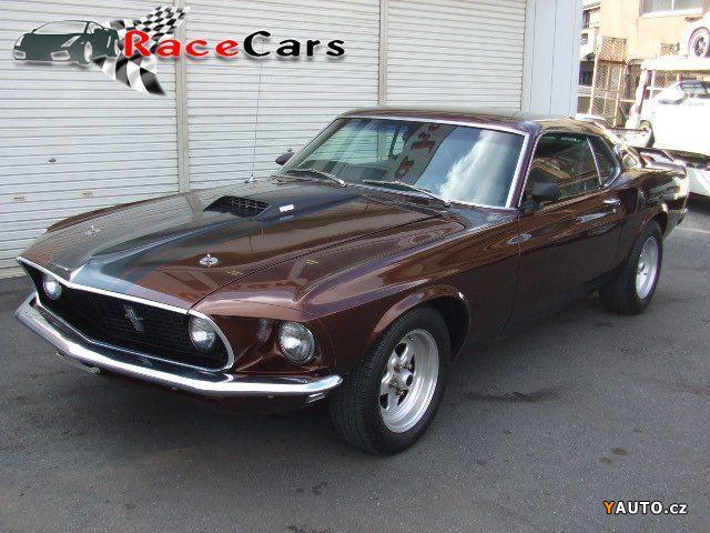 Prod 225 M Ford Mustang Mach 1 Prodej Ford Mustang Osobn 237 Auta