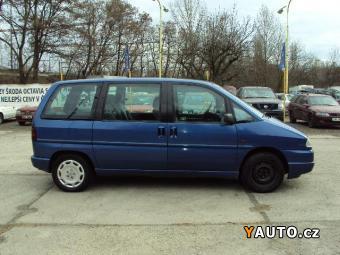 Prodám Peugeot 806 2.0 TD