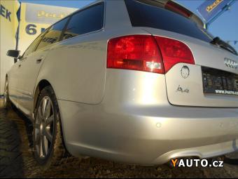Prodám Audi A4 2,0 TDi S-LINE