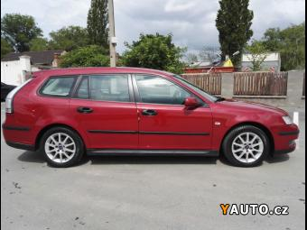 Prodám Saab 9-3 1.9+110kw
