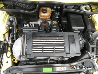 Prodám Mini Cooper S 120kW krasavec