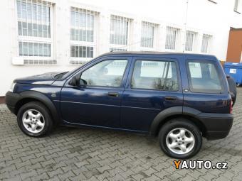 Prodám Land Rover Freelander bez koroze TOP