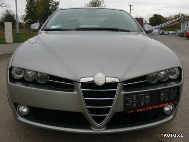 Prodám Alfa Romeo 159 1.9 JtD 110kW