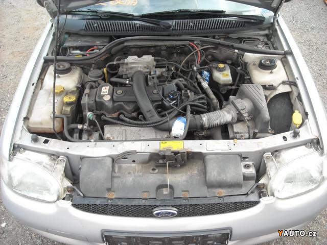 Prod M Ford Escort Motor 1 4 Klima Prodej Ford Escort