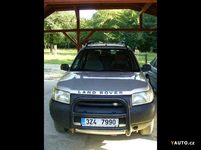 Prodám Rover Freelander 2,0 Td4, MT, N1
