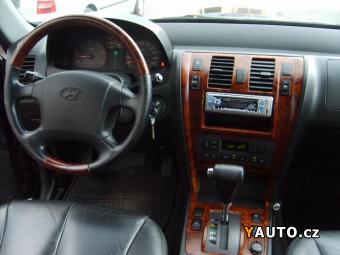 Prodám Hyundai Terracan 2.9 CRDI