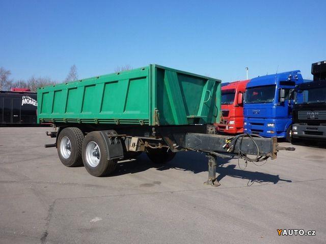 Prodám Přívěs nákladní Renders 18 tun