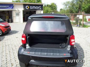 Prodám Smart Fortwo Gabrio 0,6i klima automat