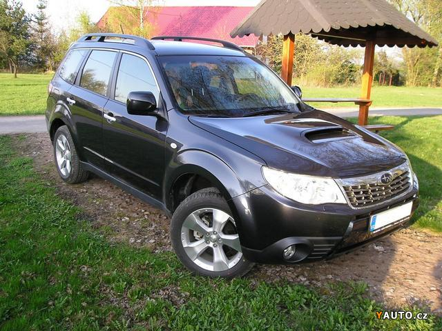 prod m subaru forester 2 5 xt model 2009 prodej subaru forester osobn auta. Black Bedroom Furniture Sets. Home Design Ideas