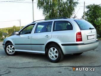 Prodám Škoda Octavia 1.9TDI 81kW STYLE
