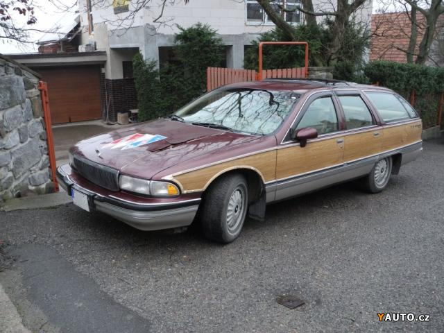 Used Buick Roadmaster 1992