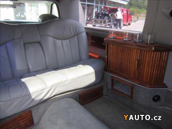 Prodám Lincoln Town Car 4.6 8V