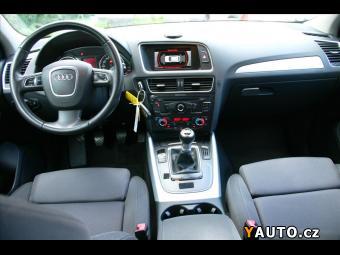 Prodám Audi Q5 2,0 TDI QUATTRO*xenony* DPH