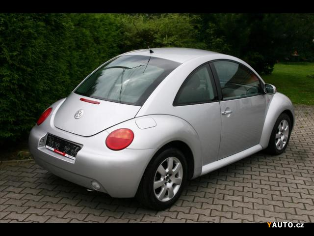 prod m volkswagen new beetle 1 9 tdi highline vyh. Black Bedroom Furniture Sets. Home Design Ideas