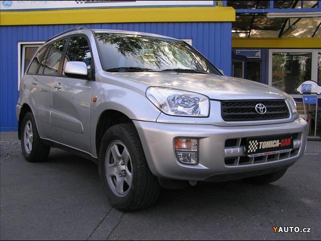 Prodám Toyota Rav4 1.8i 16V VVT-i ČR, 1. maj. prodej Toyota Rav4 ...