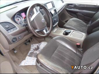 Prodám Lancia 2,8 Voyager CDRi Platinum Stow