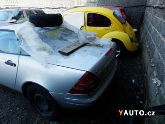 Prodám Mercedes-Benz SLK 2.3,6V, 142kW