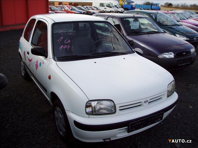 Prodám Nissan Micra 1.0
