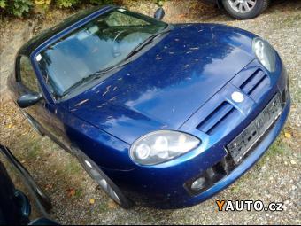 Prodám Rover 1.6 i MG Kabrio