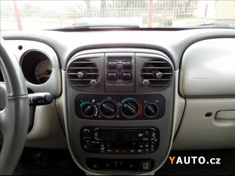 Prodám Chrysler PT Cruiser 2,0i Nové rozvody