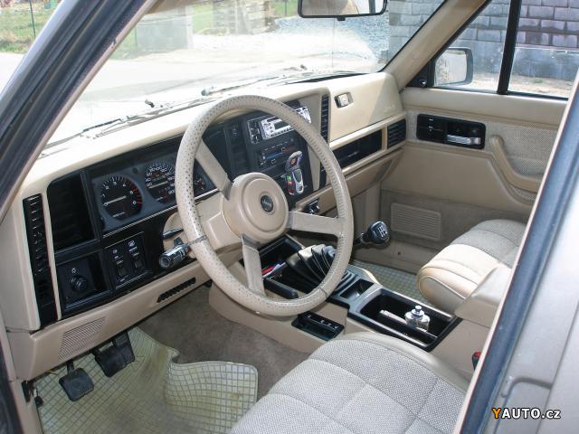 prod m jeep cherokee 2 1 td prodej jeep cherokee ter nn vozy. Black Bedroom Furniture Sets. Home Design Ideas