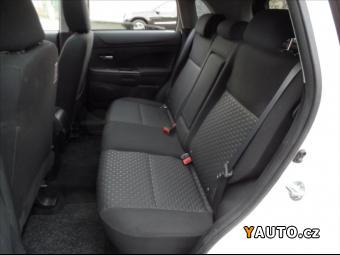 Prodám Mitsubishi ASX 1,6 Intense, panorama, serv. knih