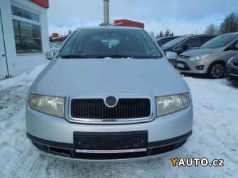 Prodám Škoda Fabia 1,4 MPI