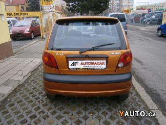 Prodám Daewoo Matiz 0,8 I KLIMA
