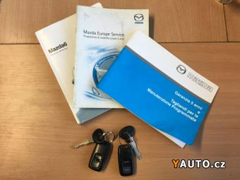 Prodám Mazda 6 2.0 MZR-CD Tempomat, ESP, Serv. K
