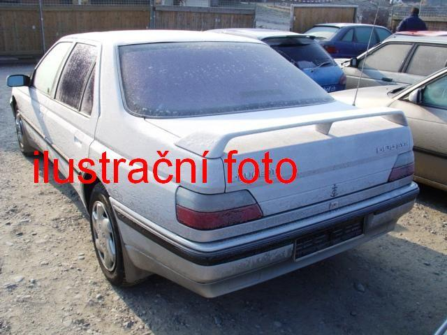Prodám Peugeot 605 ND Tel:602 455 991