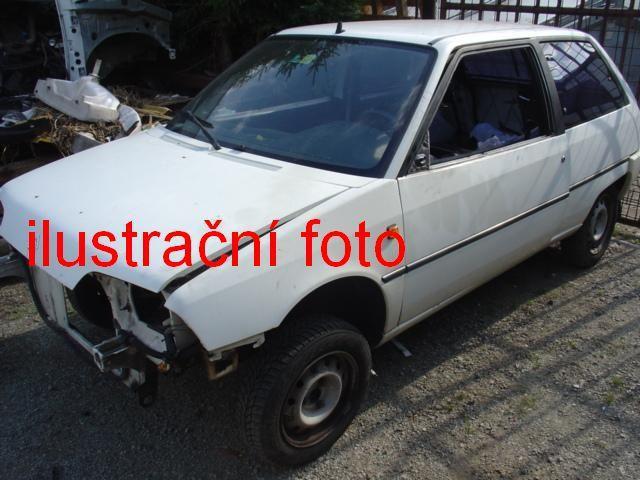Prodám Citroën AX 1.1 ND TEL:602 455 991