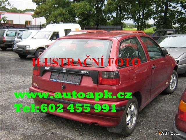 Prodám Seat Ibiza Určeno na ND, 602455991